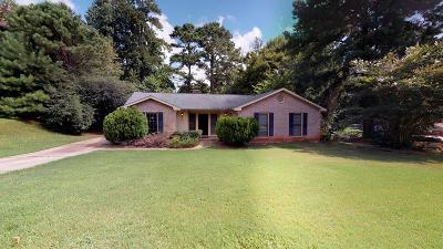 Columbus GA Single Family Home For Sale: $125,900