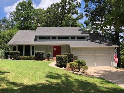 Columbus Single Family Home For Sale: 7611 Nature Trail