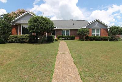Columbus Single Family Home For Sale: 5844 Cobble Trail
