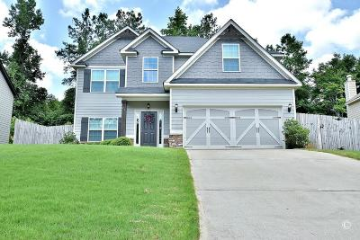 Hamilton GA Single Family Home For Sale: $218,000