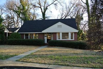 Columbus Single Family Home For Sale: 823 Cooper Avenue