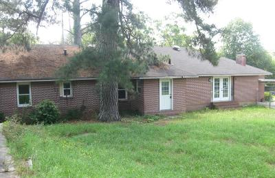 Columbus GA Single Family Home For Sale: $110,000