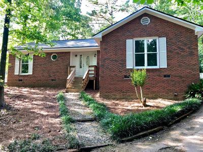 Harris County Single Family Home For Sale: 206 W Dogwood Lane