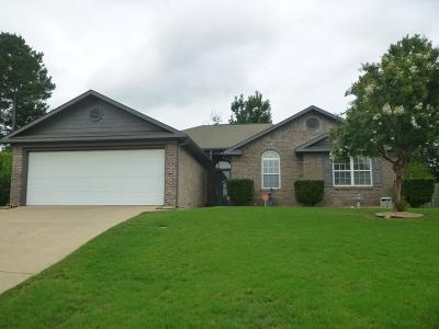 Midland Single Family Home For Sale: 9005 Seedling Drive