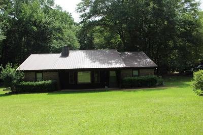 Harris County Single Family Home For Sale: 878 Denney Road