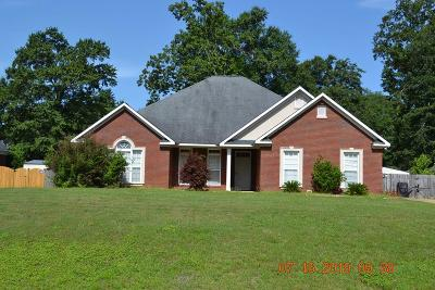 Russell County, Lee County Single Family Home For Sale: 227 Lee Road 2002