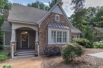Harris County Single Family Home For Sale: 287 White Oak Road