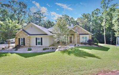 Harris County Single Family Home For Sale: 14028 Highway 27 North