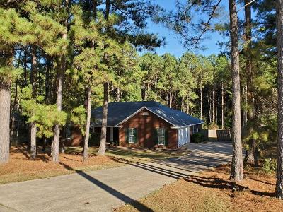 Harris County Single Family Home For Sale: 536 Mobley Road