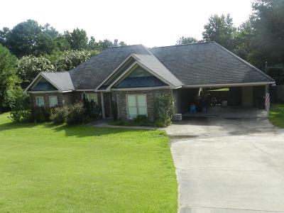 Russell County, Lee County Single Family Home For Sale: 179 Lee Road 2110