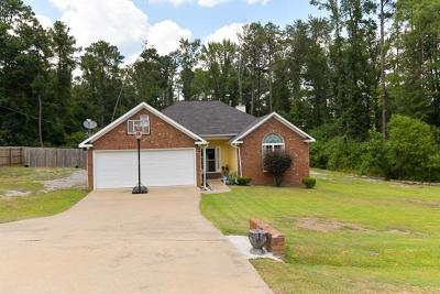 Russell County, Lee County Single Family Home For Sale: 56 Lee Road 501