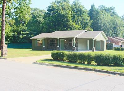 Russell County, Lee County Single Family Home For Sale: 1500 Jackson Drive