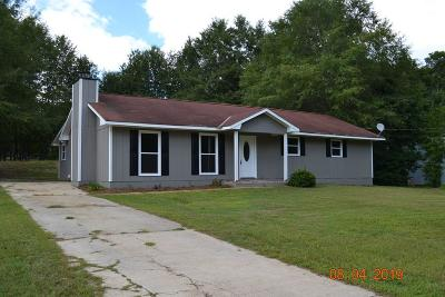 Russell County, Lee County Single Family Home For Sale: 12 Sunderlan Drive