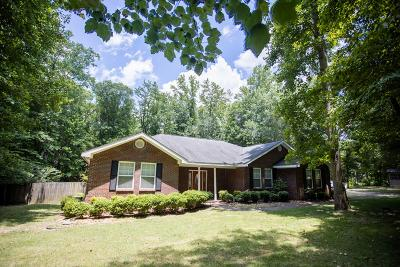 Midland Single Family Home For Sale: 9189 Jackson Road