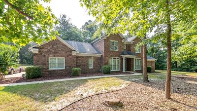 Midland Single Family Home For Sale: 8931 Blackmon Road