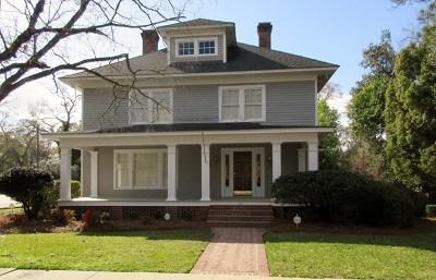Douglas Single Family Home For Sale: 301 Gaskin Ave