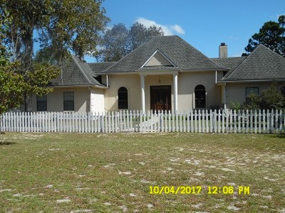 Nicholls Single Family Home For Sale: 1068 Adams Lane