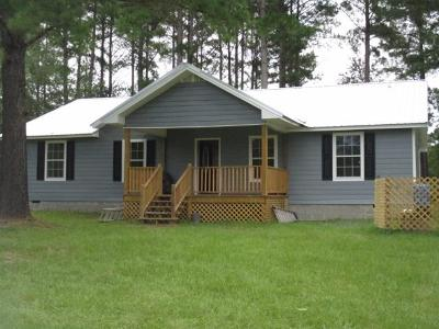 Nicholls Single Family Home For Sale: 521 Timber Trail