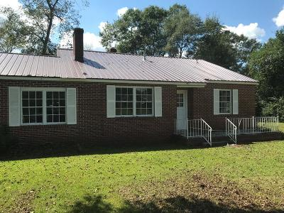 Broxton Single Family Home For Sale: 817 Alabama Street