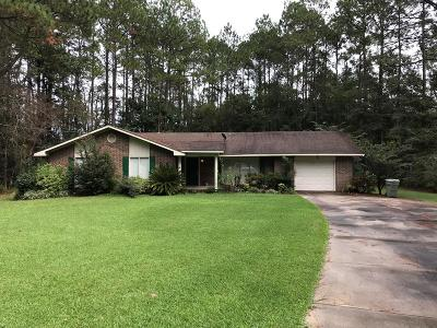 Douglas Single Family Home For Sale: 208 Circle Drive