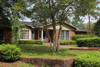 Hazlehurst Single Family Home For Sale: 479 Altamaha Rd