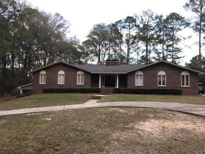 Douglas Single Family Home For Sale: 1700 Tanglewood Drive