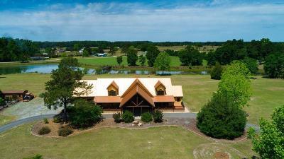 Alma Single Family Home For Sale: 192 Pondhouse