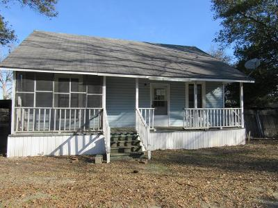 Fitzgerald Single Family Home For Sale: 122 Cooper St