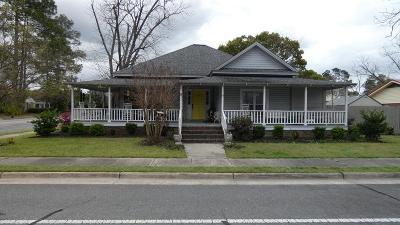 Alma Single Family Home For Sale: 607 Dixon St