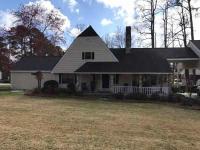 Douglas Single Family Home For Sale: 1418 Golf Club Road