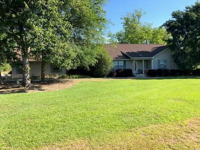 Broxton Single Family Home For Sale: 550 Lindsey Merritt Rd
