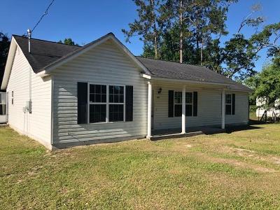 Alma Single Family Home For Sale: 203 18th St E