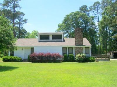 Douglas Multi Family Home For Sale: 4261 W Hwy 32