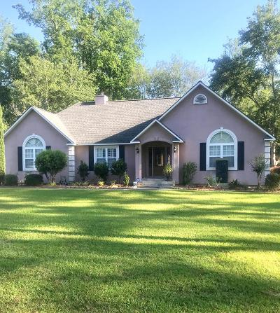 Douglas Single Family Home For Sale: 999 Pinetree Circle