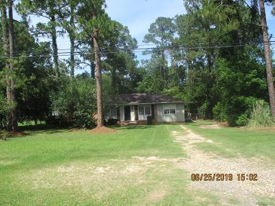 Douglas Single Family Home For Sale: 320 Bowens Mill Road