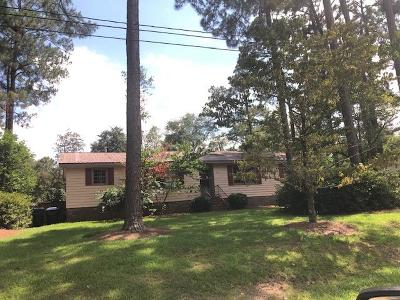 Douglas Single Family Home For Sale: 810 Meadow Lane Dr