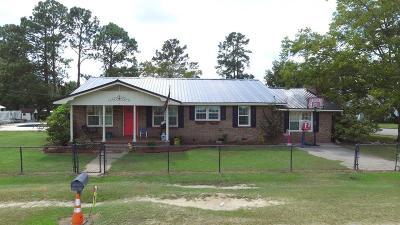 Alma Single Family Home For Sale: 101 Walnut St