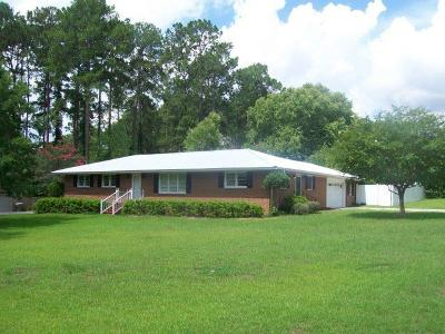 Douglas Single Family Home For Sale: 1305 Golf Club Rd