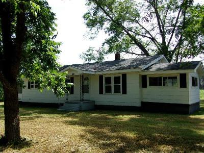 Fitzgerald Single Family Home For Sale: 115 Ellijay