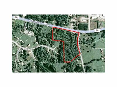 Cumming Residential Lots & Land For Sale: 2705 Canton Highway