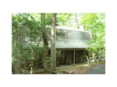 Big Canoe Single Family Home For Sale: 196 Crazy Bear Ridge