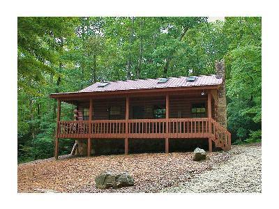 Lumpkin County Single Family Home For Sale: 00 Jarrard Gap Road