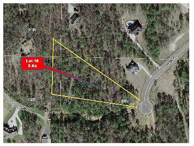 Cartersville Residential Lots & Land For Sale: 38 Retreat Ridge