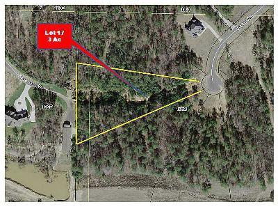Cartersville Residential Lots & Land For Sale: 40 Retreat Ridge