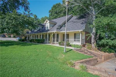 Rockdale County Single Family Home For Sale: 846 Park Place