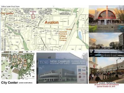 Alpharetta Residential Lots & Land For Sale: 276 Thompson Street