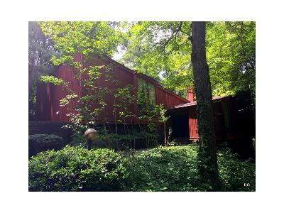 Single Family Home For Sale: 4390 Paran Place NW