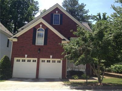 Sandy Springs Single Family Home For Sale: 996 Pitts Road