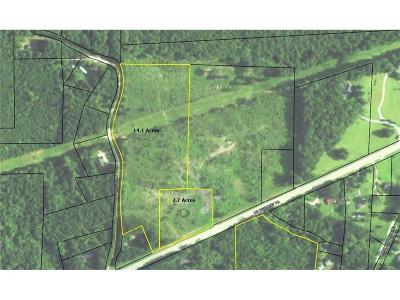 Haralson County Residential Lots & Land For Sale: Us Hwy 78