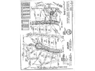 Residential Lots & Land For Sale: 2749 Waters Edge Drive